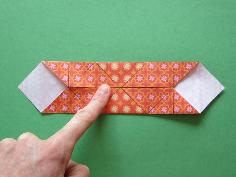 Boite En Origami